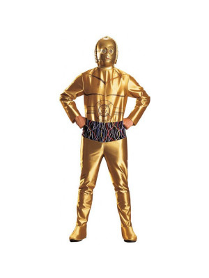 Deguisement Star Wars-C-3Po