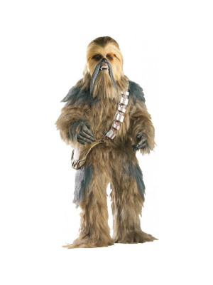 Costume Star wars Collector Chewbacca