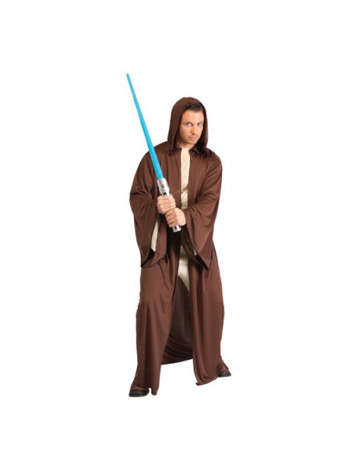 Deguisement Star wars Cape Jedi Marron