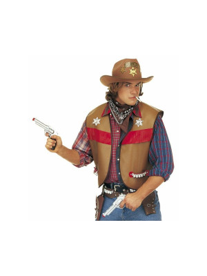 Deguisement Veste Cow Boy Wild West