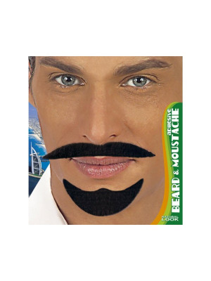 Barbe & Moustache Arabe