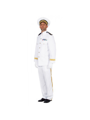 Costume Officier Marin