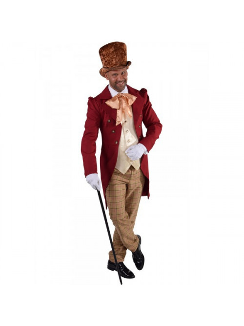 Costume 1900 Homme Style Victorien