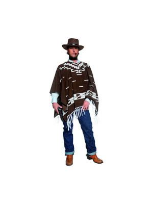 Deguisement Poncho Clint East Wood