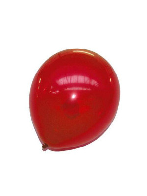 Ballons Deco Rouge Brillant