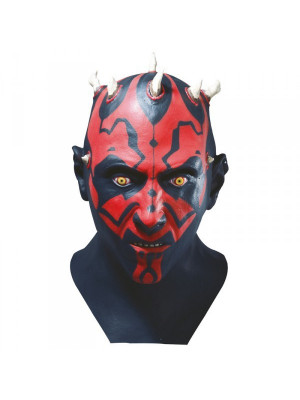 Masque En Latex Darth Maul
