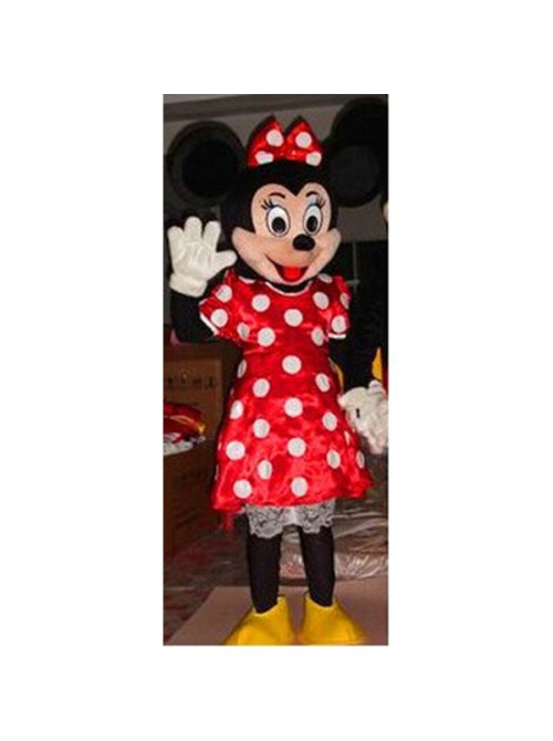 location de mascotte minnie disney adulte pas cher. Black Bedroom Furniture Sets. Home Design Ideas