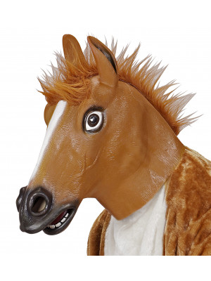 Masque Cheval Latex