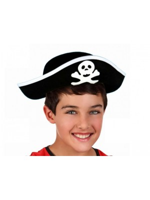 Chapeau pirate enfants