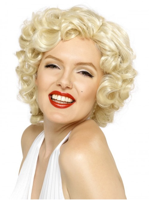 Perruque Marilyn Haute Game
