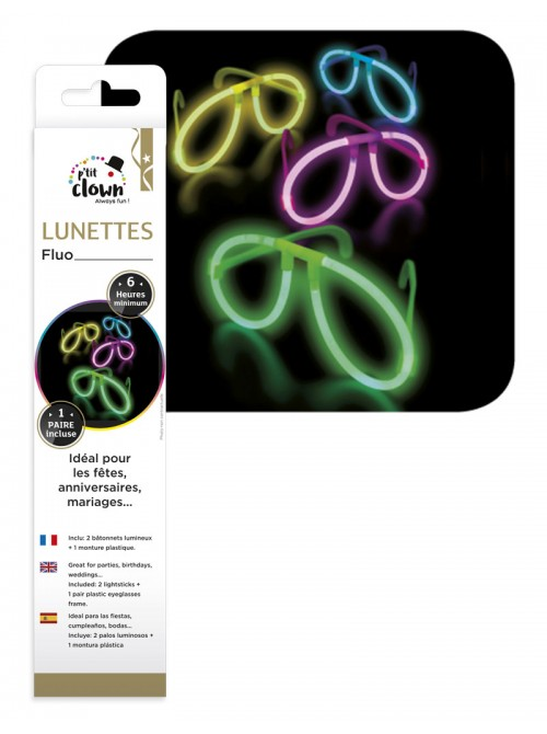 Lunettes Glow
