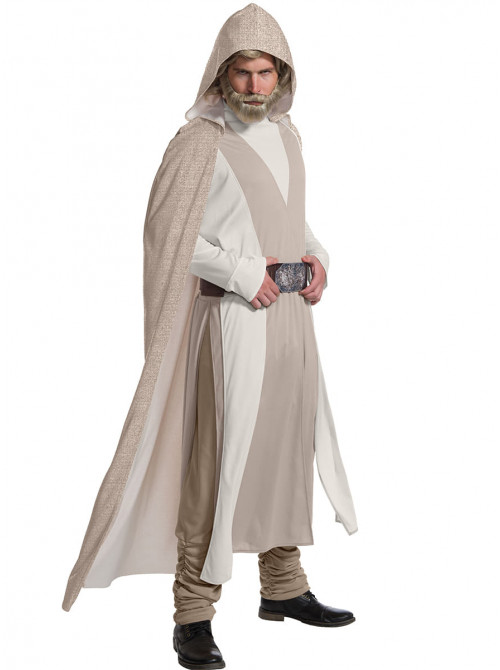 Déguisement Luke Skywalker Star Wars The Last Jedi deluxe homme