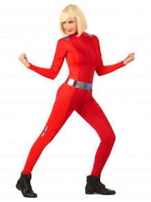Déguisement totally spies rouge
